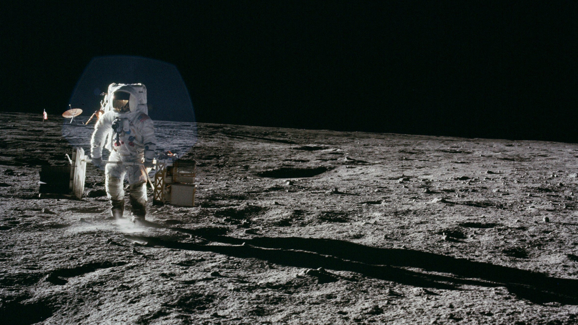 Moon Seismometers From Apollo Are Still Helping Solve Physics Mysteries