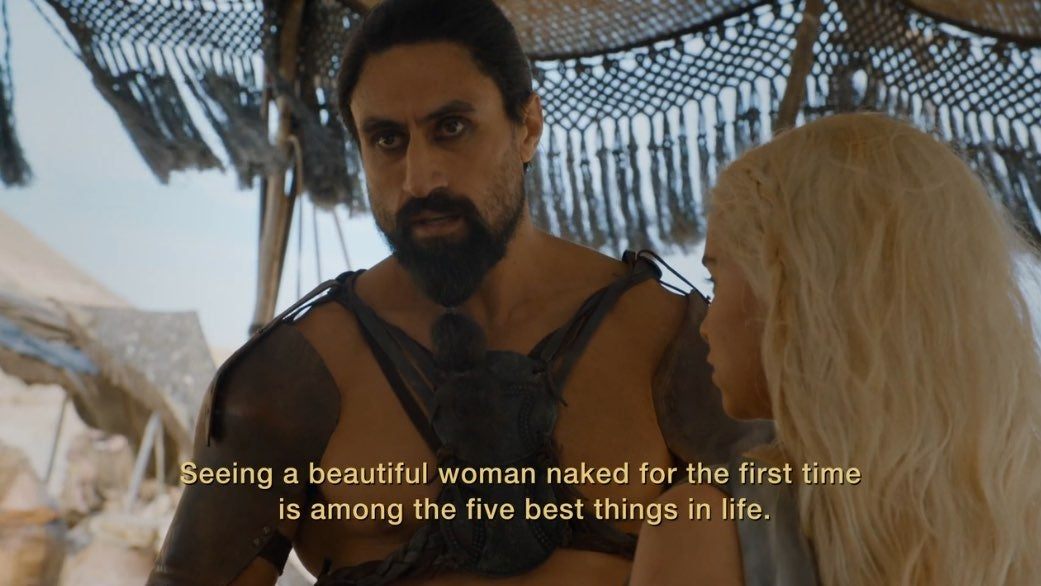 I'm Starting To Think the Greatest Hero in Game of Thrones is Brienne of Tarth