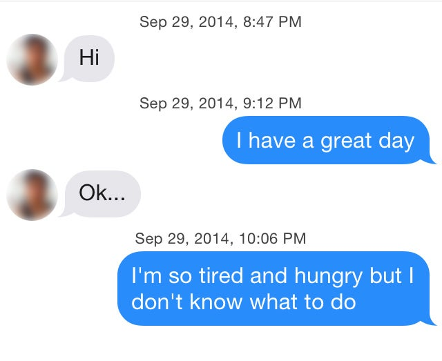 Using iOS 8's QuickText on Tinder Will Not Get You Laid