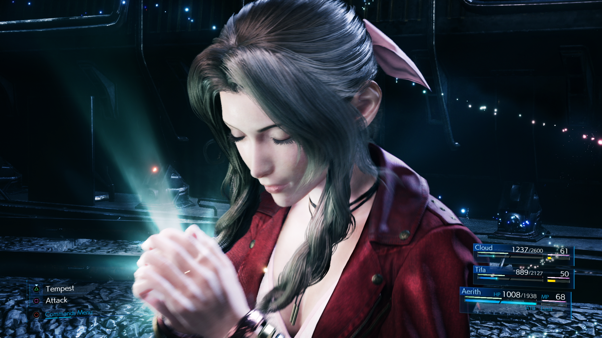 Aerith Is My Favourite Party Member In Final Fantasy VII Remake
