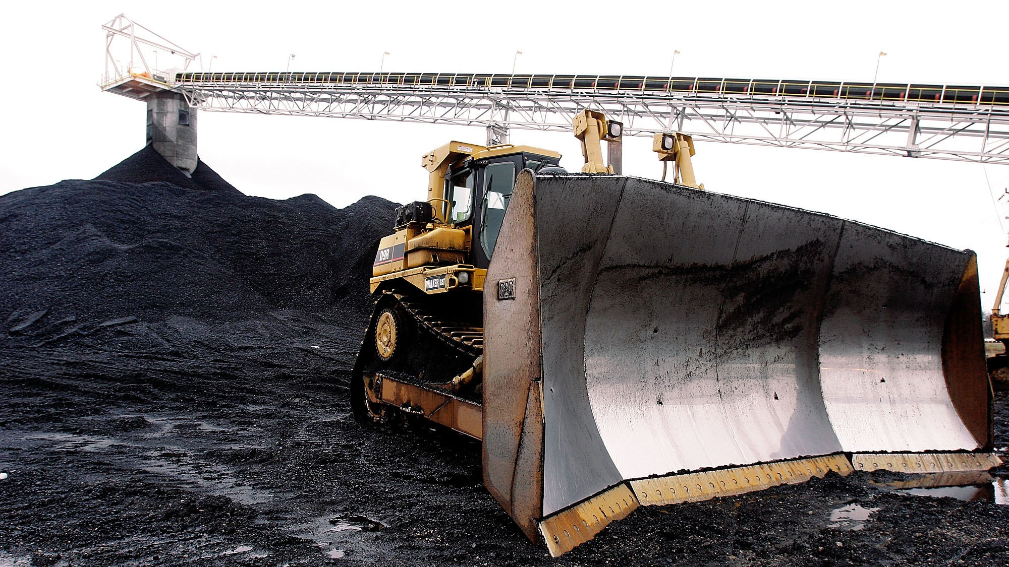 Peabody, the Biggest US Coal Miner, Faces Bankruptcy