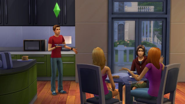 Some Questions For People Playing The Sims 4