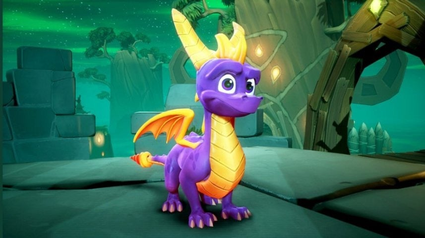 Amazon LeaksSpyro Remastered Trilogy, Due Out September 21
