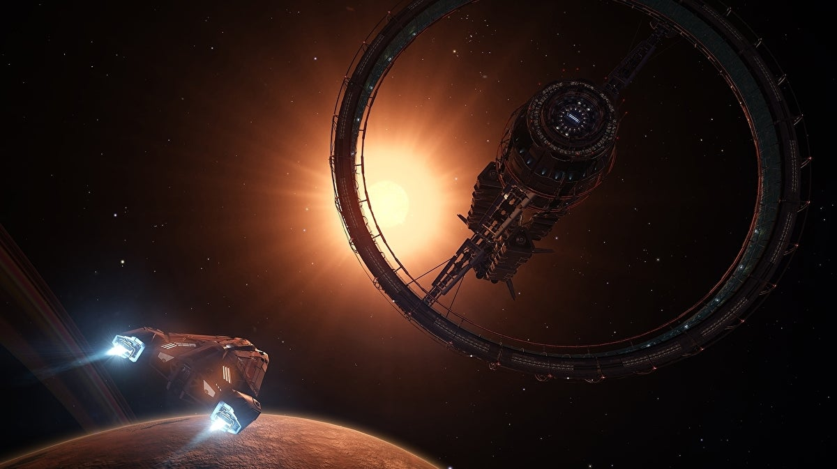 Elite: Dangerous Players Compete To Decide The Fate Of The Ancient Ship