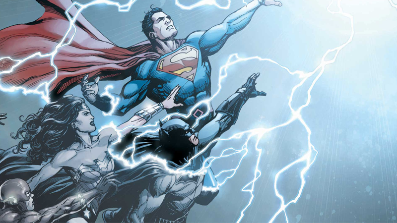 The Ultimate Guide to All of This Summer's Awesome New Comics