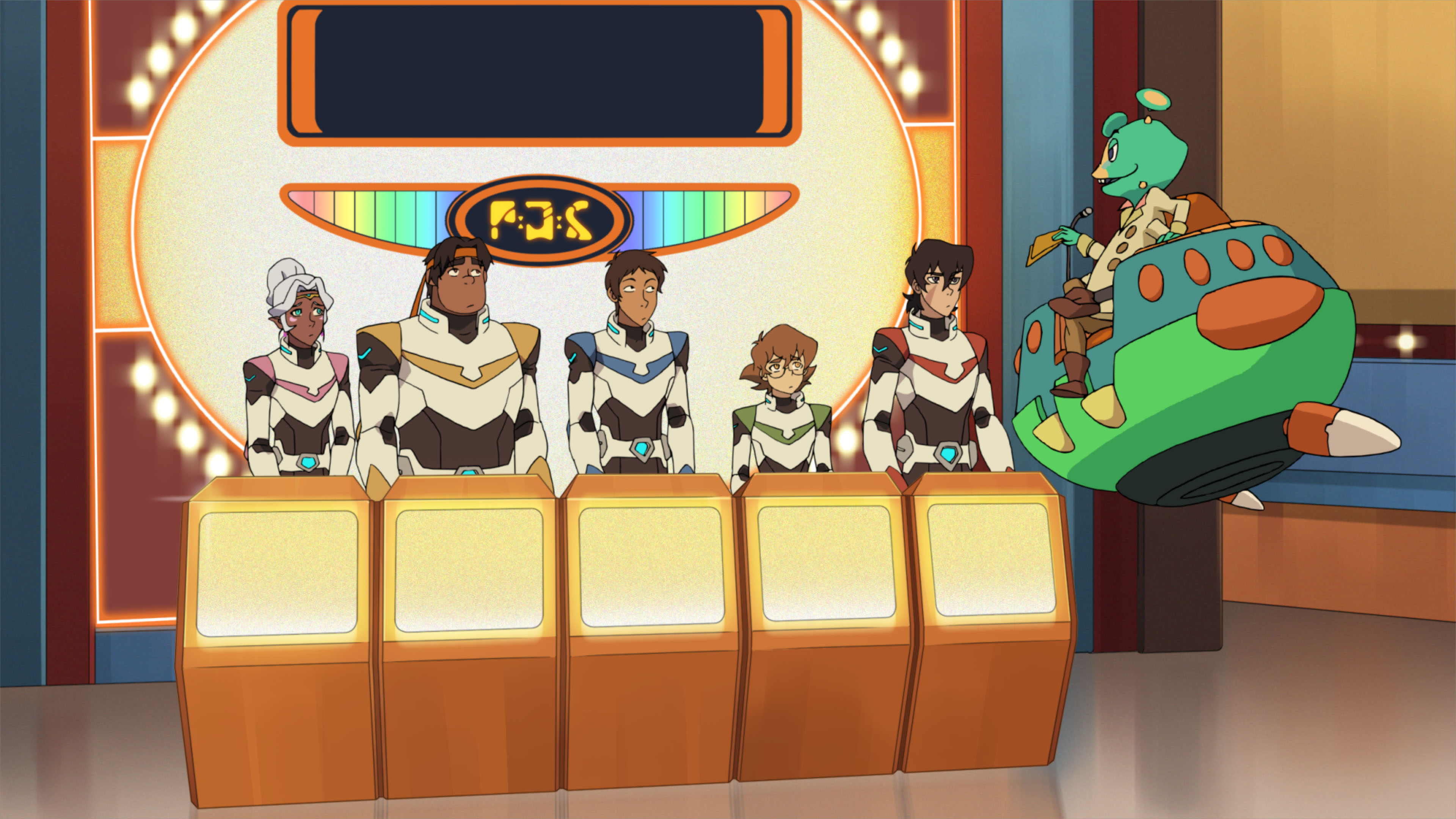 Voltron's Penultimate Season Triumphantly Heads Home - But