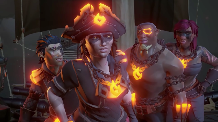 Sea Of Thieves' New Volcanic Region Is Difficult And Hilarious
