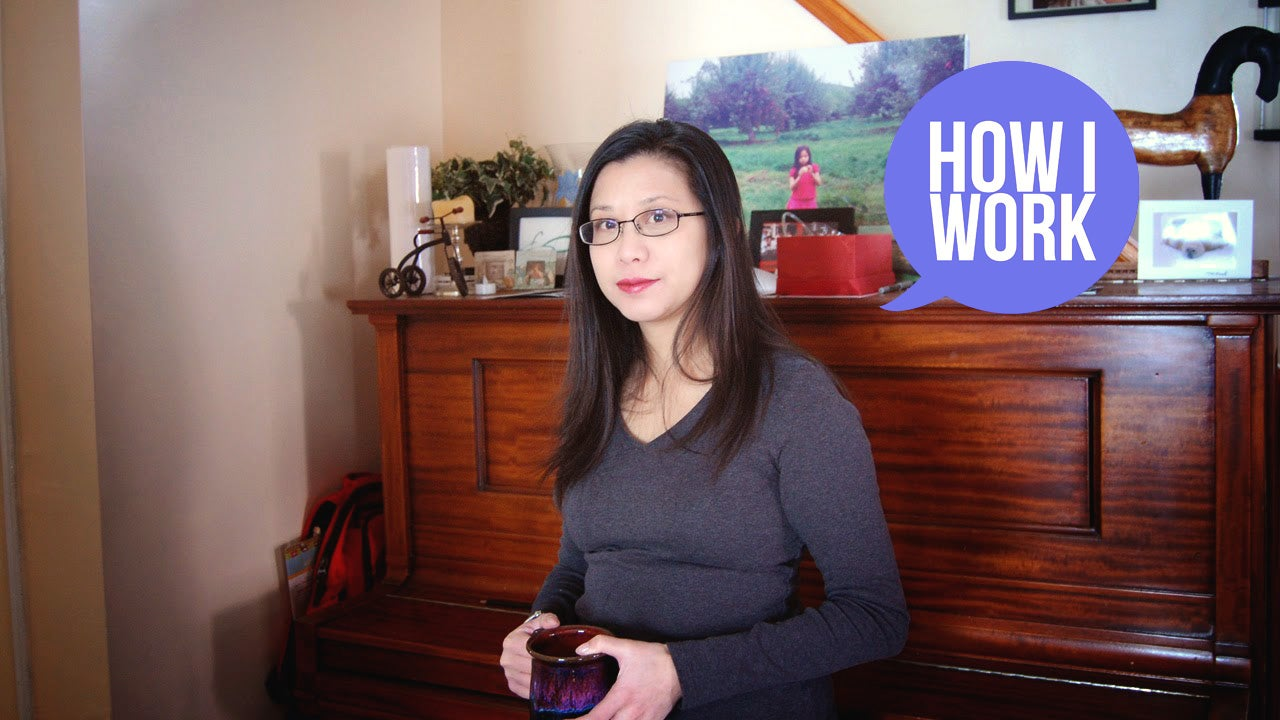 How We Work, 2015: Melanie Pinola's Gear and Productivity Tricks