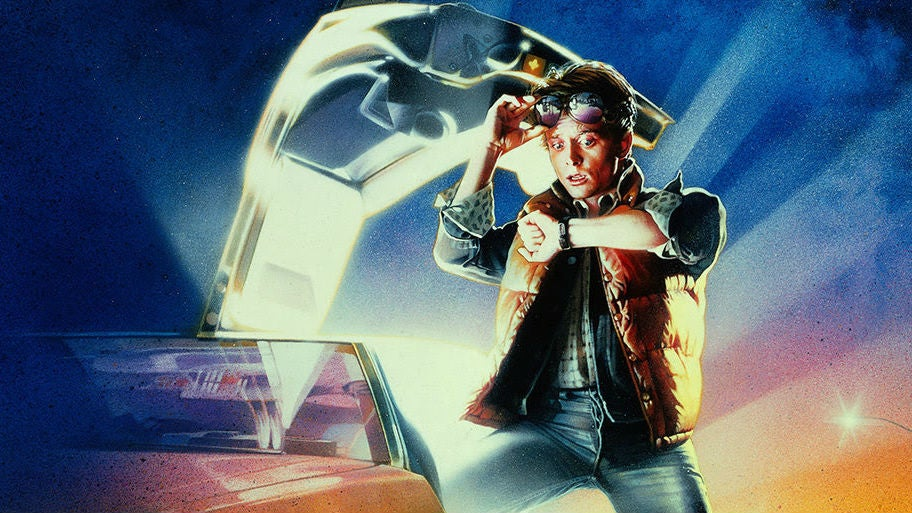 Drew Struzan's Iconic Back To The Future Poster Just Got An Upgrade