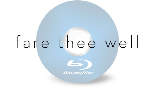 Blu-Ray Is Dying