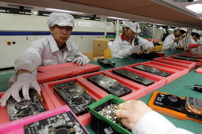Report: Major Apple Manufacturer Foxconn Has Bought Sharp For $US6.2 ($9) Billion