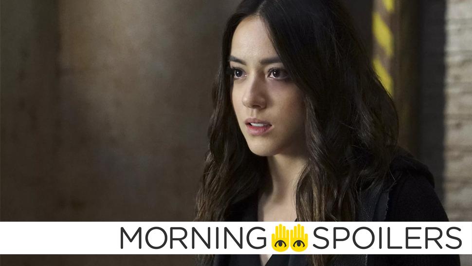 Chloe Bennet Offers A Sneak Peek At Daisy's Look In Agents Of SHIELDSeason 6