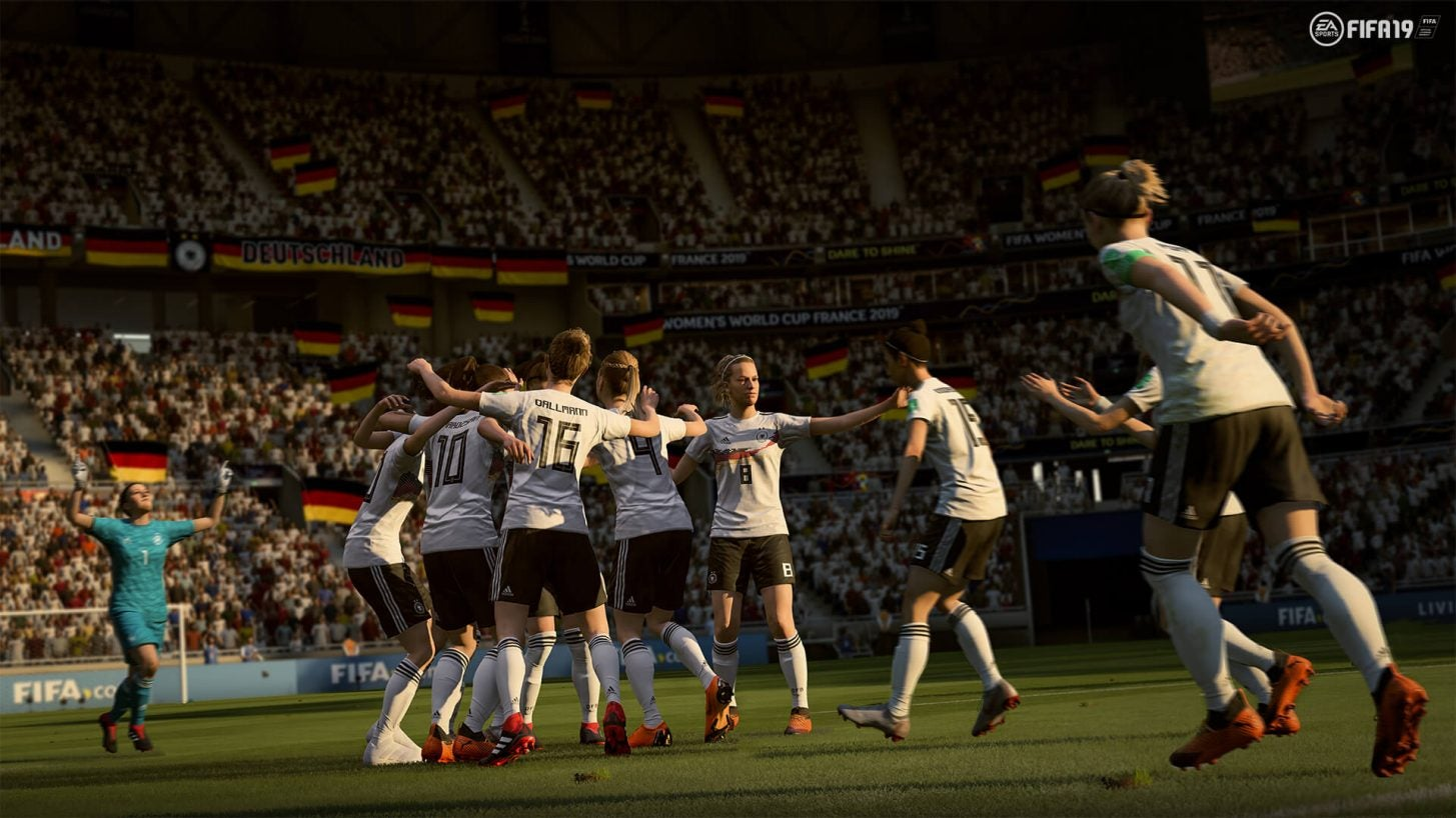 The Women's World Cup Video Game Experience Is Sadly Half-Arsed