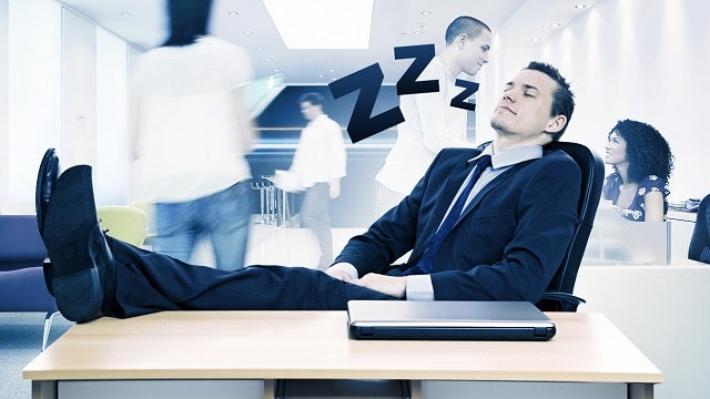 How To Slack Off At Work (And Not Get Caught)