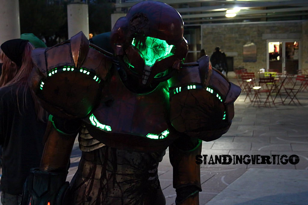 Zombie Samus Cosplay Is Coming For Your Brains