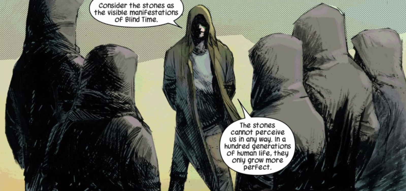 Karnak Is The Biggest Jerk in The Marvel Universe Right Now