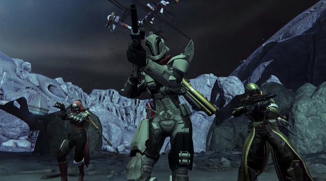 Destiny's Squads Are Too Small