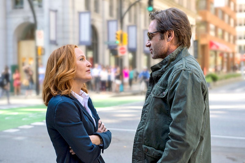 No One Told the Stars of The X-Files That They Want to Make More Episodes