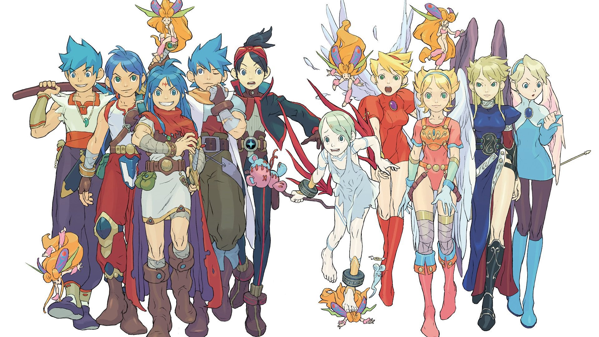 Breath Of Fire Needs To Make A Comeback