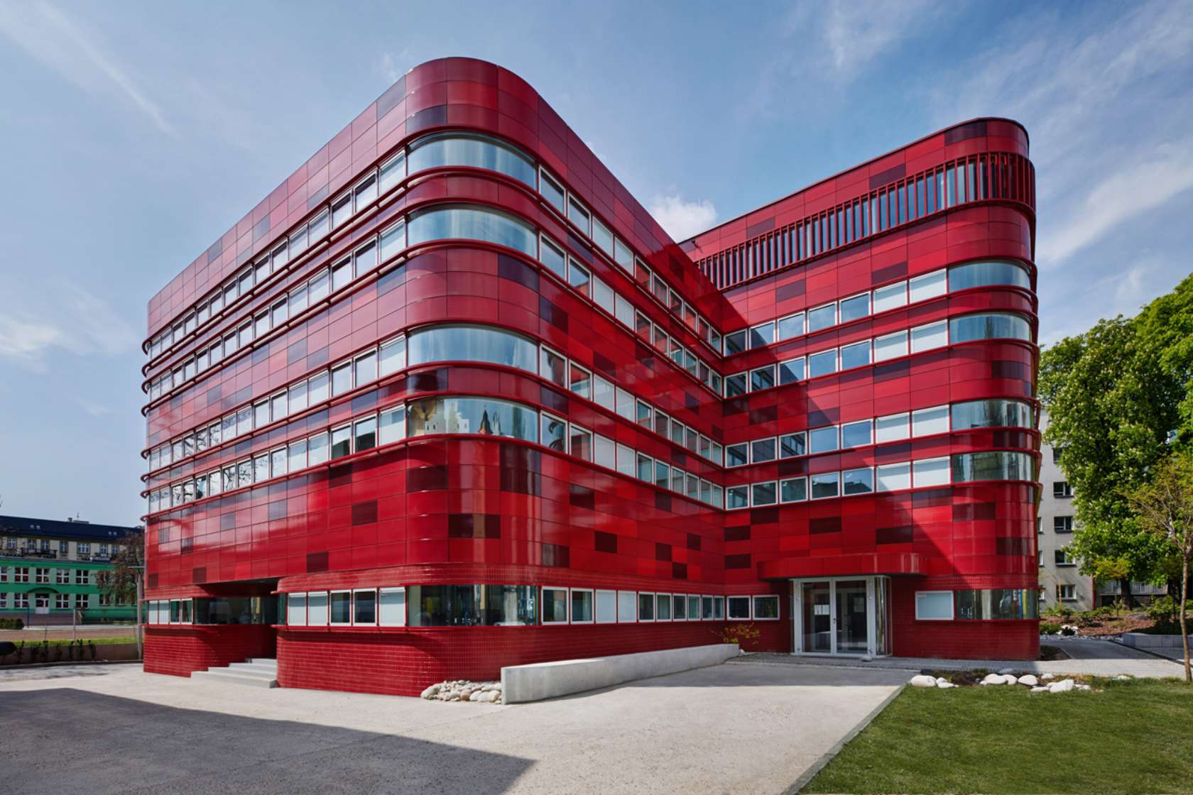 All Blood Donation Centres Should Be This Shade of Red