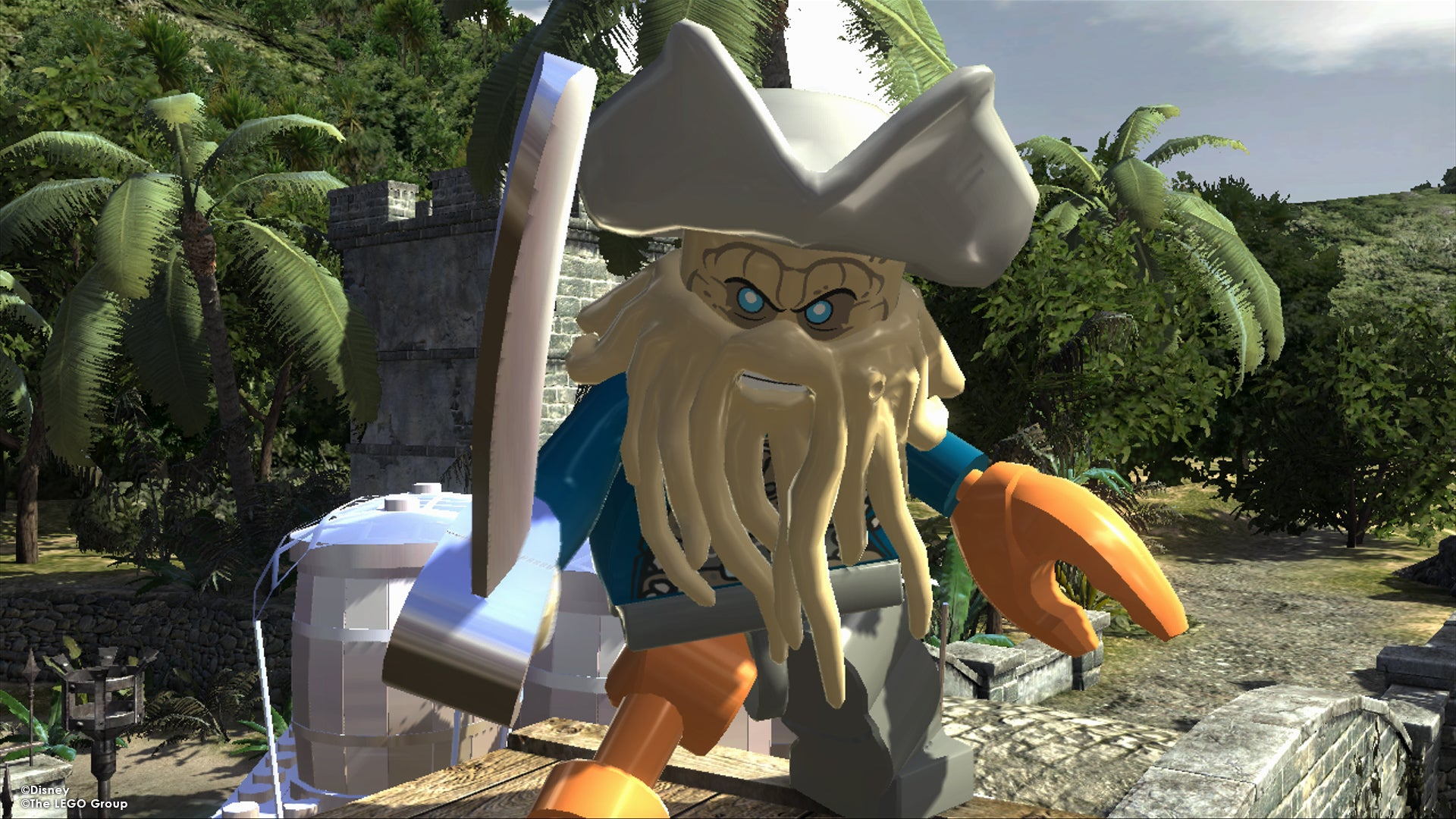 Lego Pirates of the Caribbean - Free Download