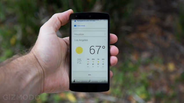 The New Nexus 5 Sounds Awesome