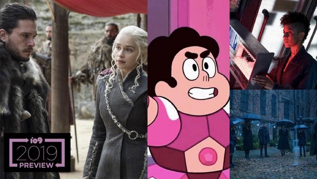 Gizmodo's Ultimate Guide To 2019's Sci-Fi, Fantasy, And Superhero TV