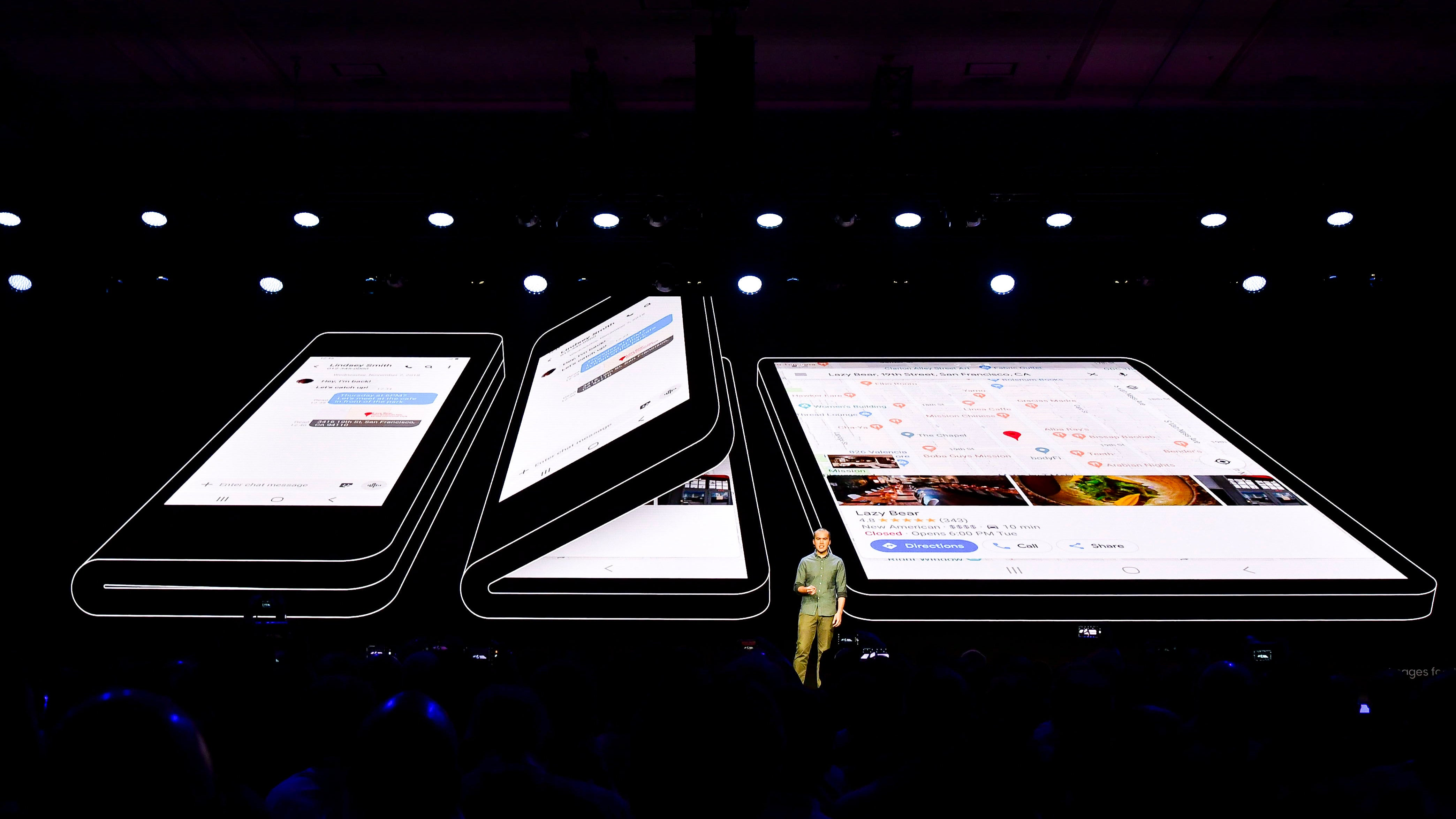 Samsung's First Foldable Phone Could Cost $2,400, And That Price Seems Totally Reasonable