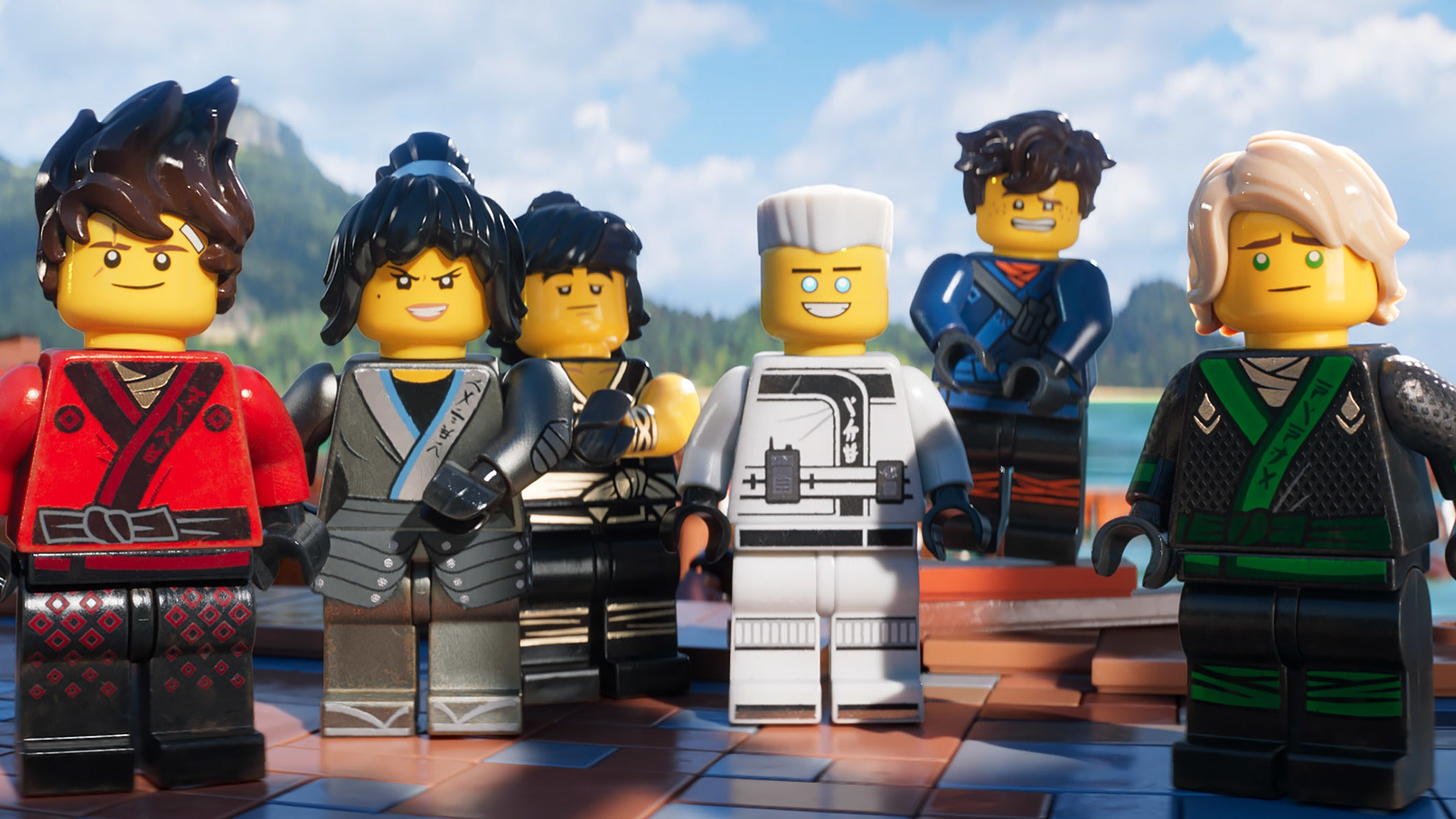 The Lego Ninjago Movie Feels Like It Was Put Together The Wrong Way