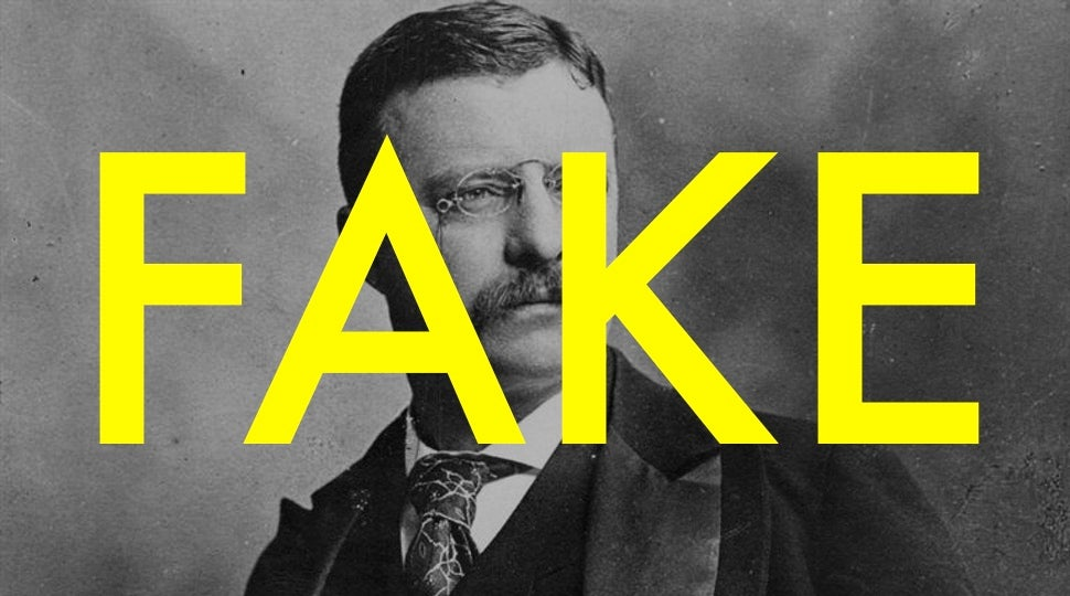 This Teddy Roosevelt Quote About Liberals And Conservatives Is Fake