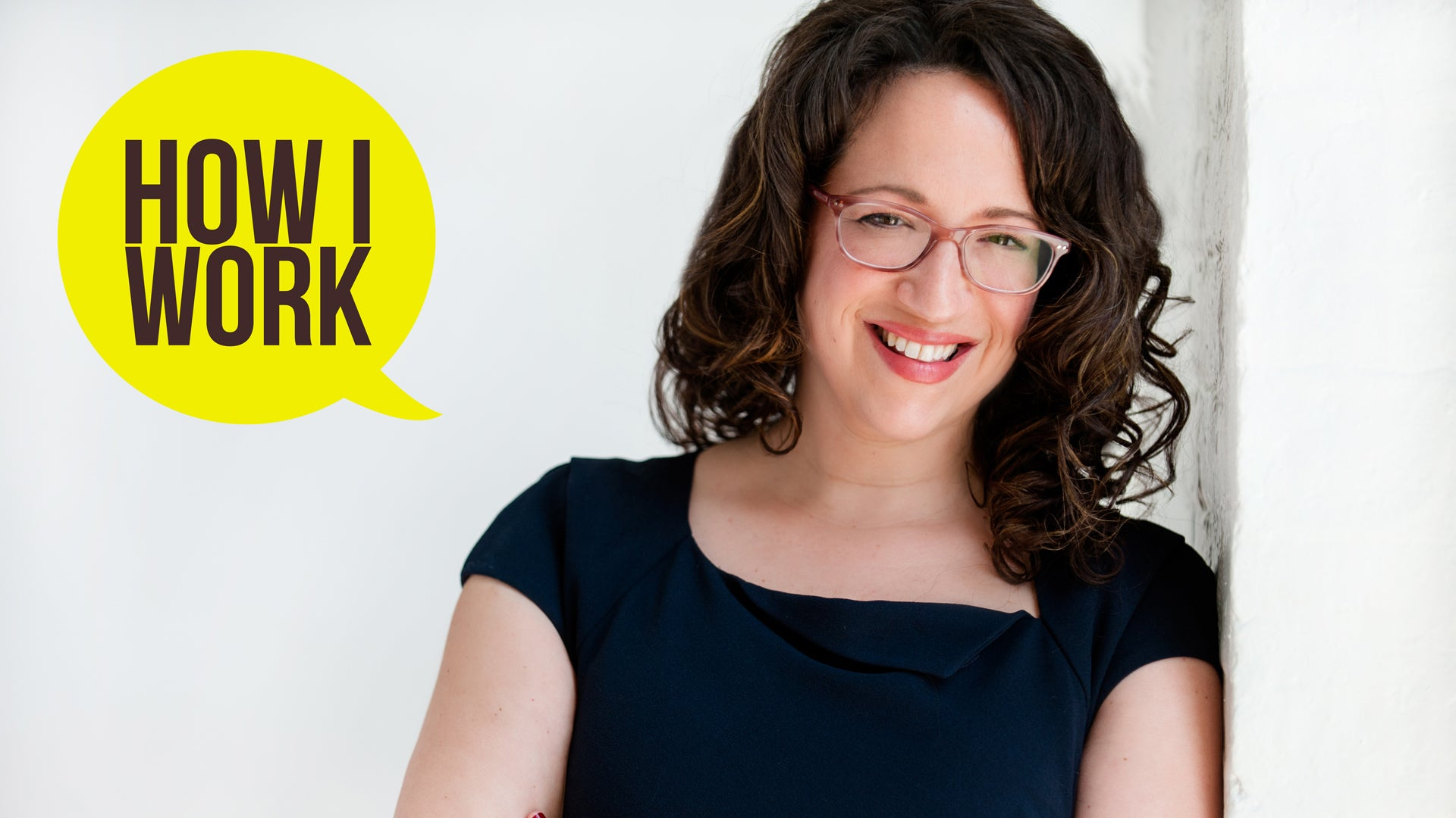 I'm Quantitative Futurist Amy Webb, And This Is How I Work