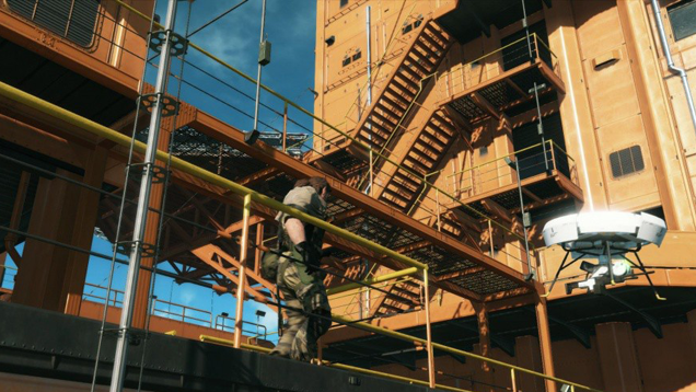 An In-Depth Look At Metal Gear Solid V's Mother Base