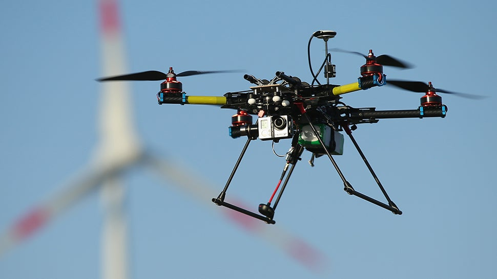 UK Testing Out Drone Army To Beef Up Its Already Robust Surveillance State