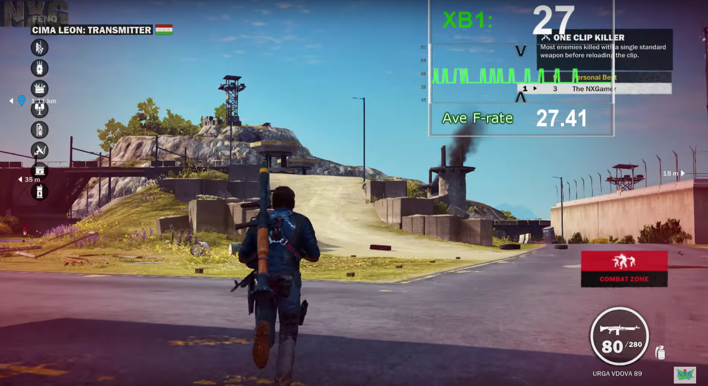 Just Cause 3's Performance Isn't Great, Seems Worst On Xbox