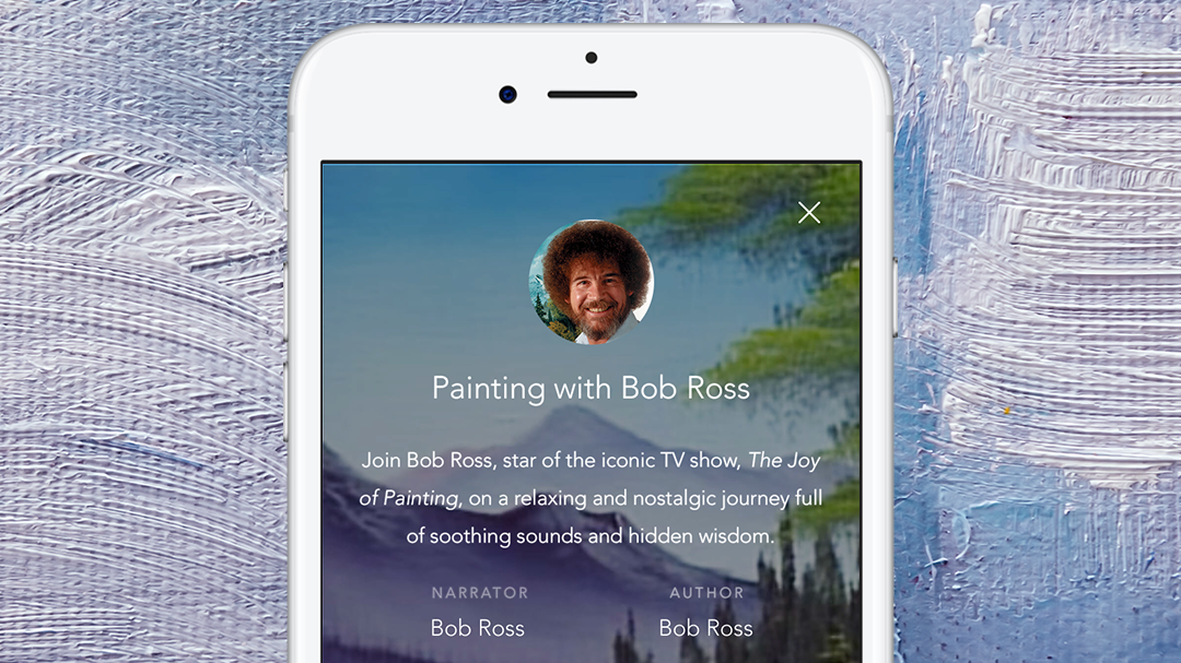 This Bob Ross Sleep Mediation Is The Mental Escape I Needed