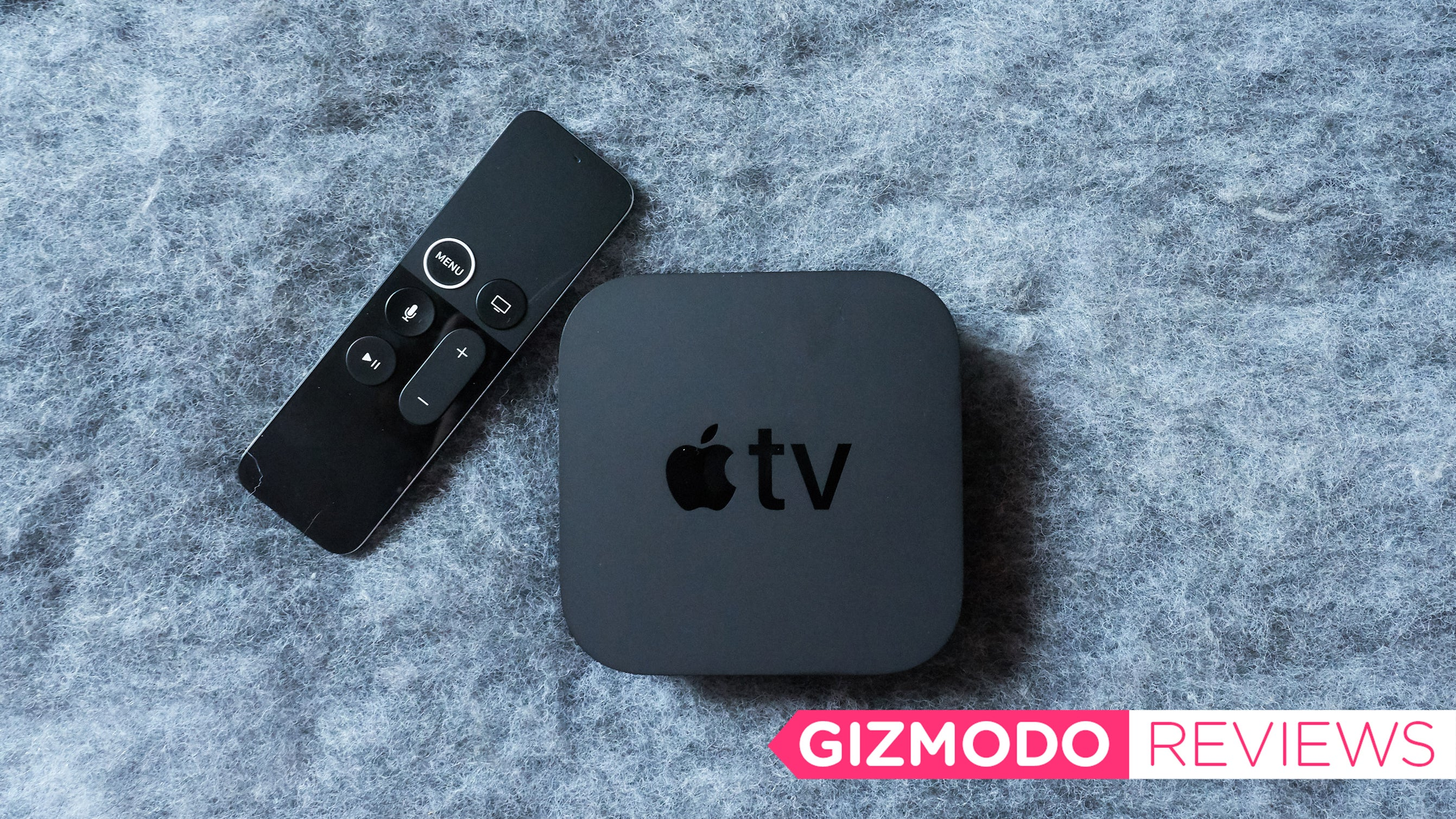 Apple TV 4K: The Gizmodo Review