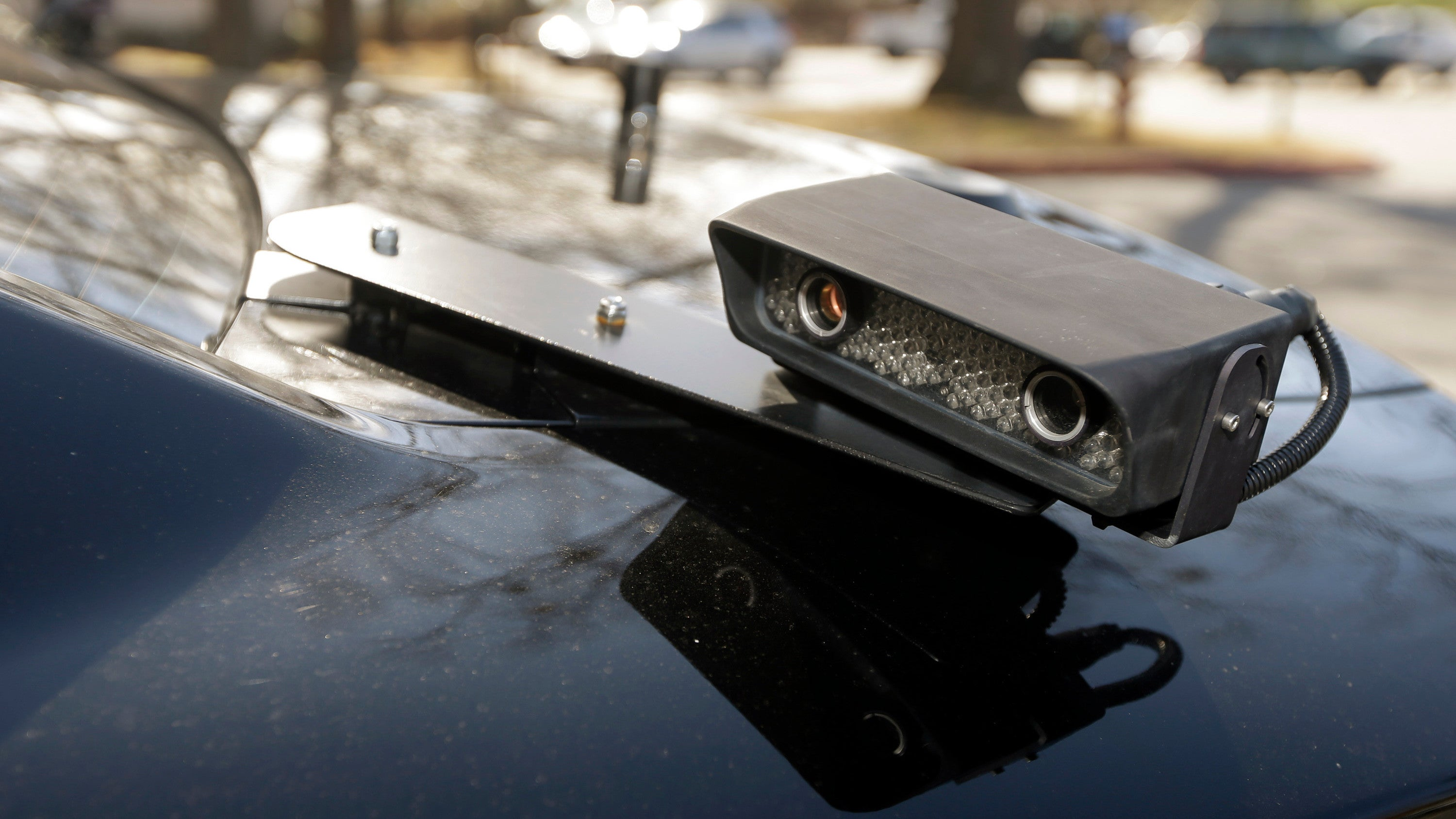 The Company That Makes The U S  Border's Licence Plate Scanners Has