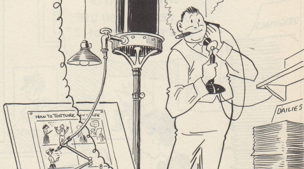 The Cartoonist of the Future's Dynamo Drawing Machines