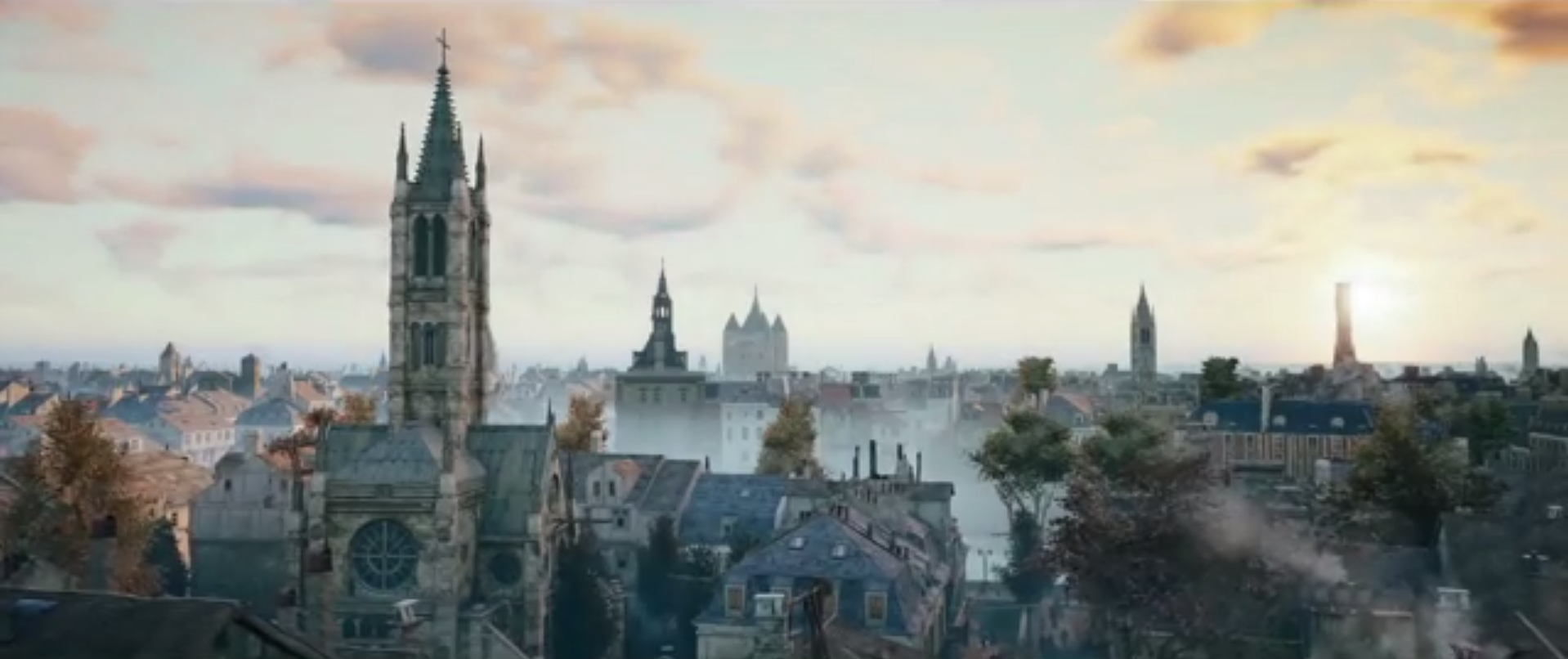 Assassin's Creed Unity's Paris Looks Damned Good
