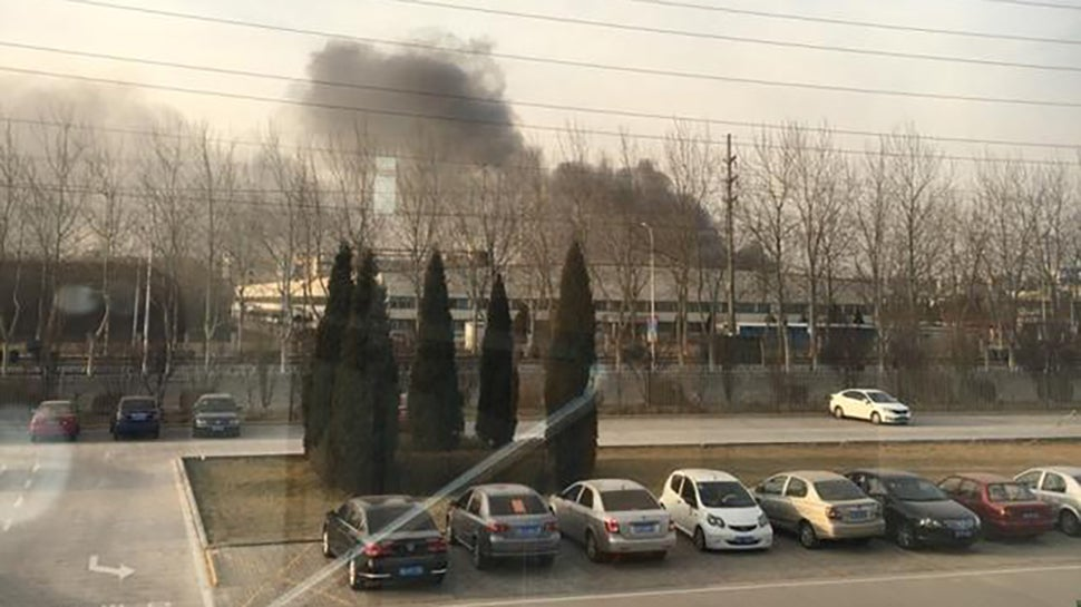 Samsung's Battery Factory Caught On Fire Because Of Course It Did