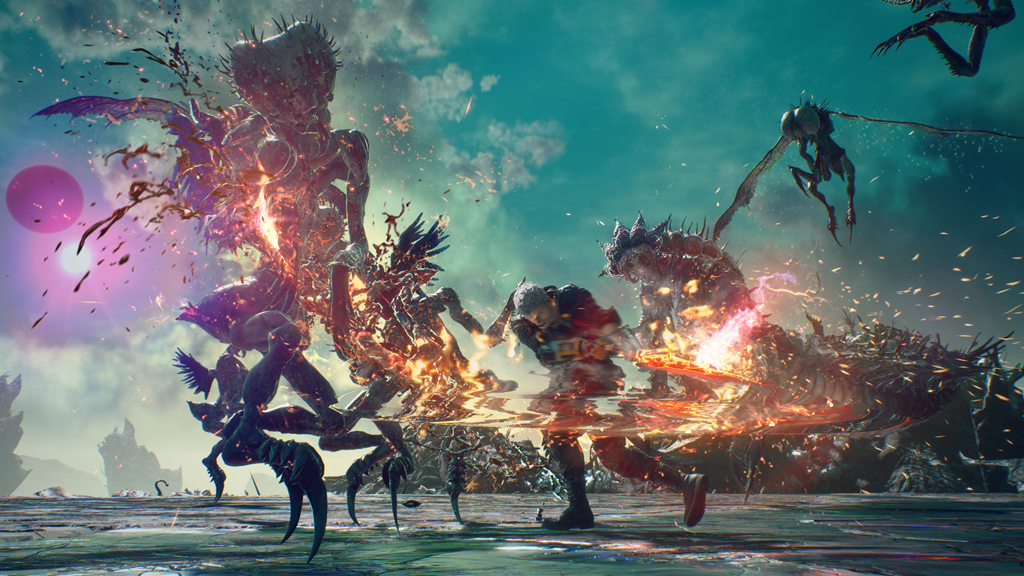 Devil May Cry 5's Bloody Palace Is A Fabulous Hack And Slash Playground