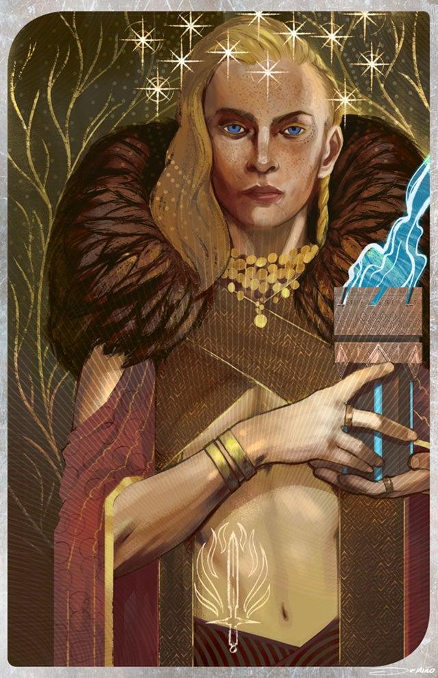Dragon Age, You're Lookin' Good