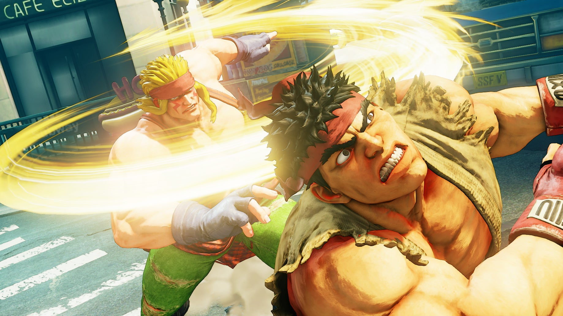 Capcom Offers New Info on Street Fighter V March Update