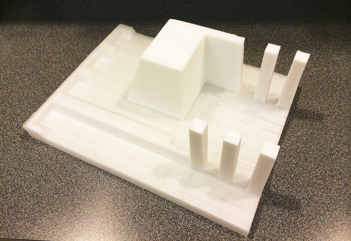 3D Printing Is Being Used to Restore a Frank Lloyd Wright Classic