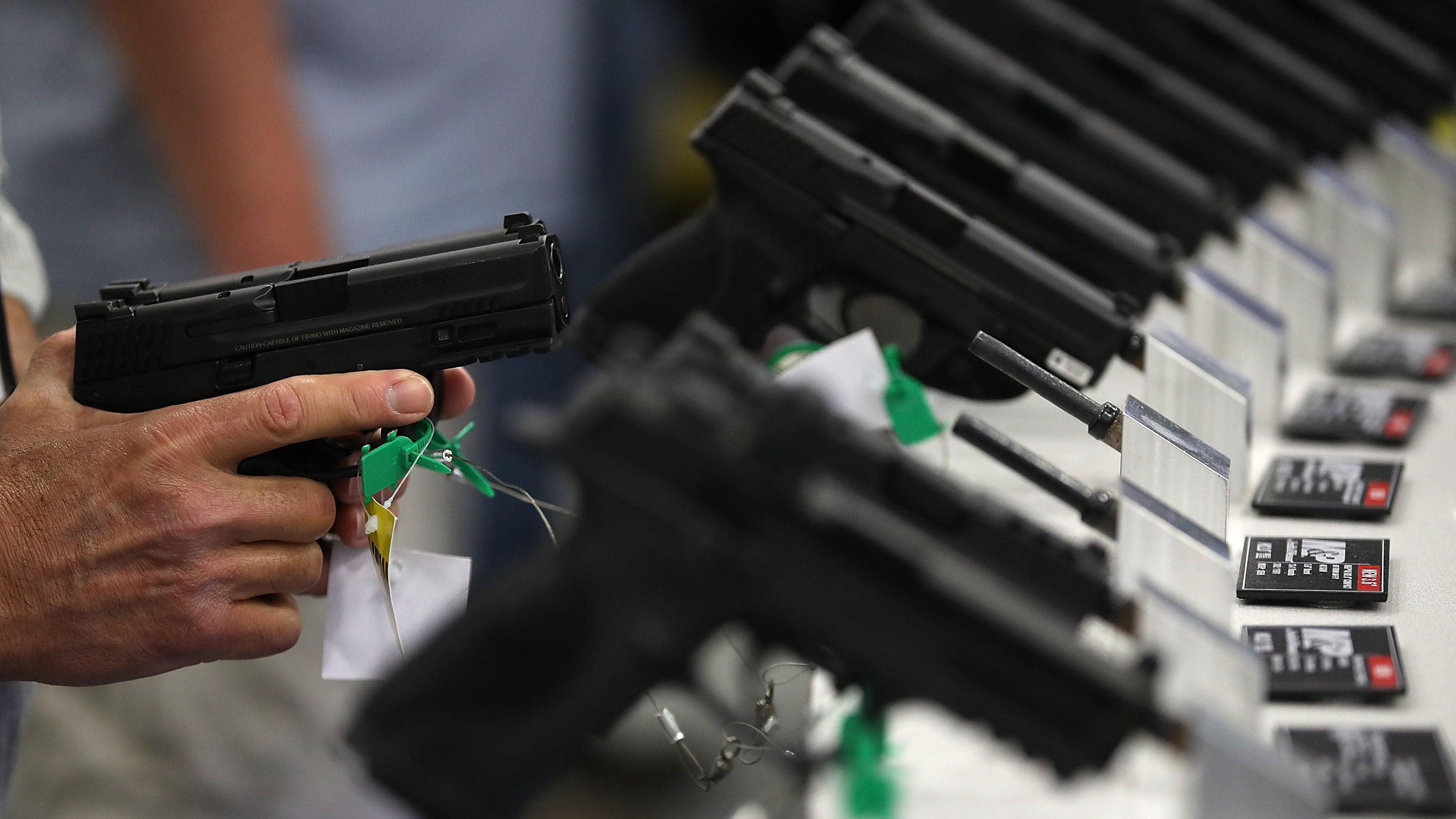 The Stricter A US State's Gun Laws, The Fewer Children Die From Guns, Study Finds