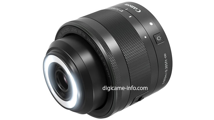 Leaked Canon Lens Has Some Bright Ideas Built In