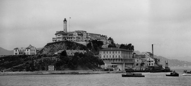 A New Simulation Shows How The Alcatraz Escapees Could Have Survived