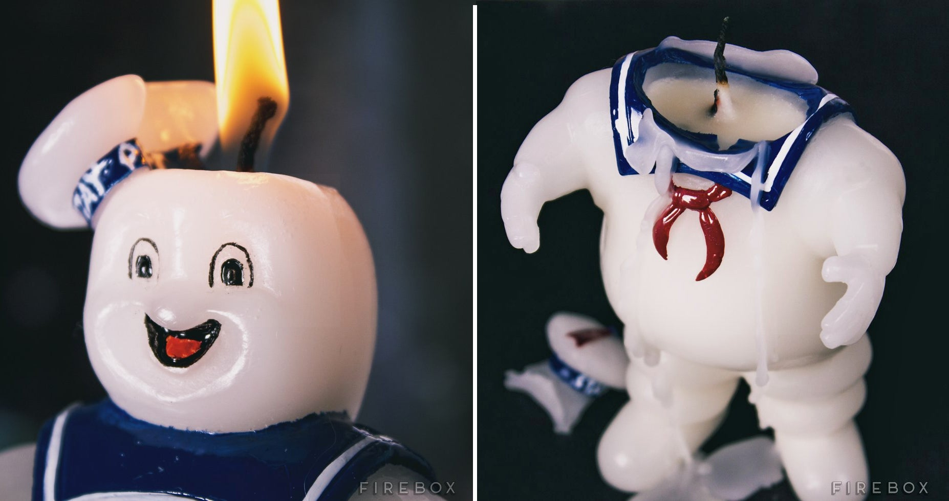Destroy Stay Puft Like a Ghostbuster With This Marshmallow-Scented Candle