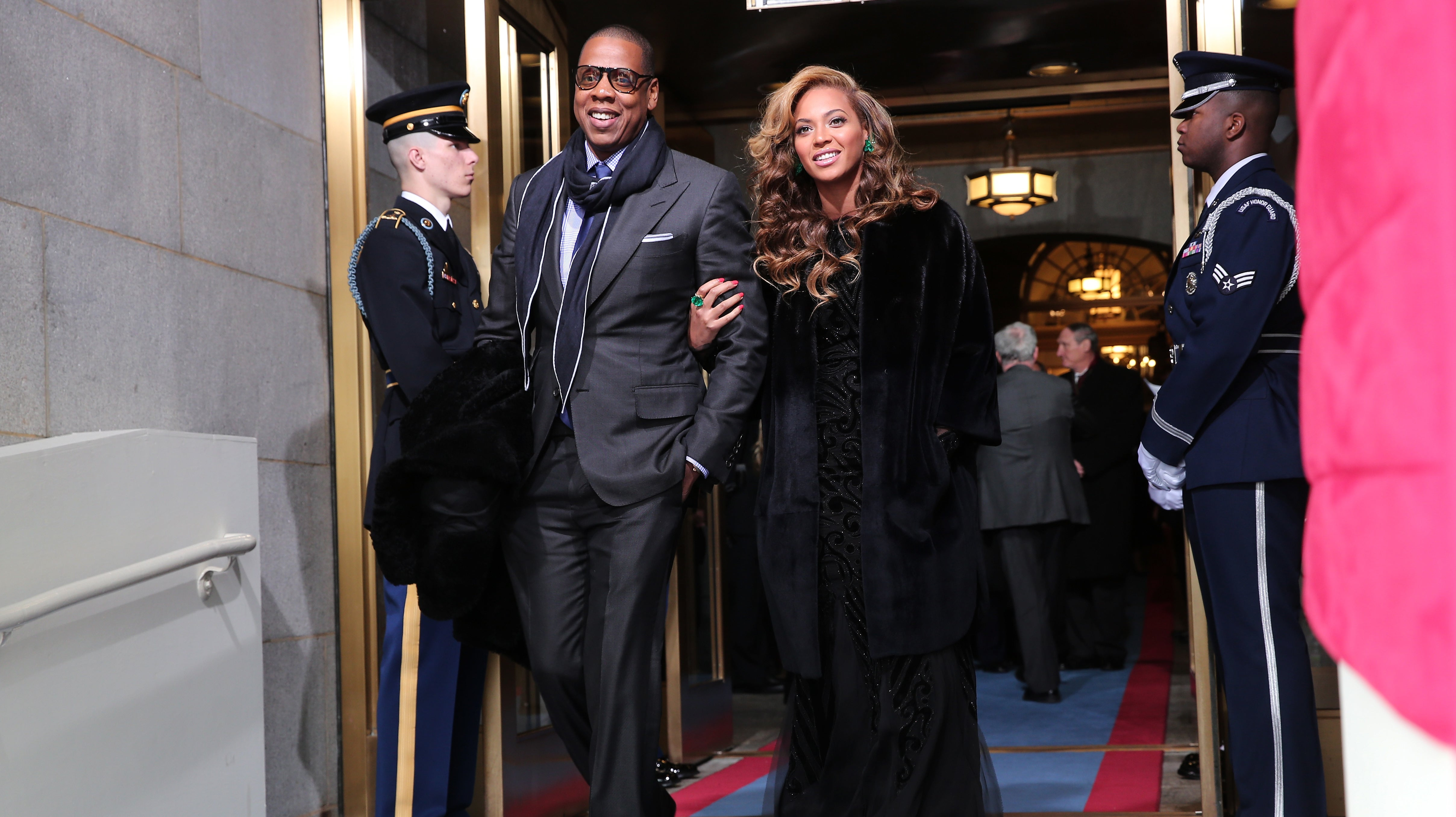 Now You Can Take A Jay-Z AndBeyoncéTour At The Louvre