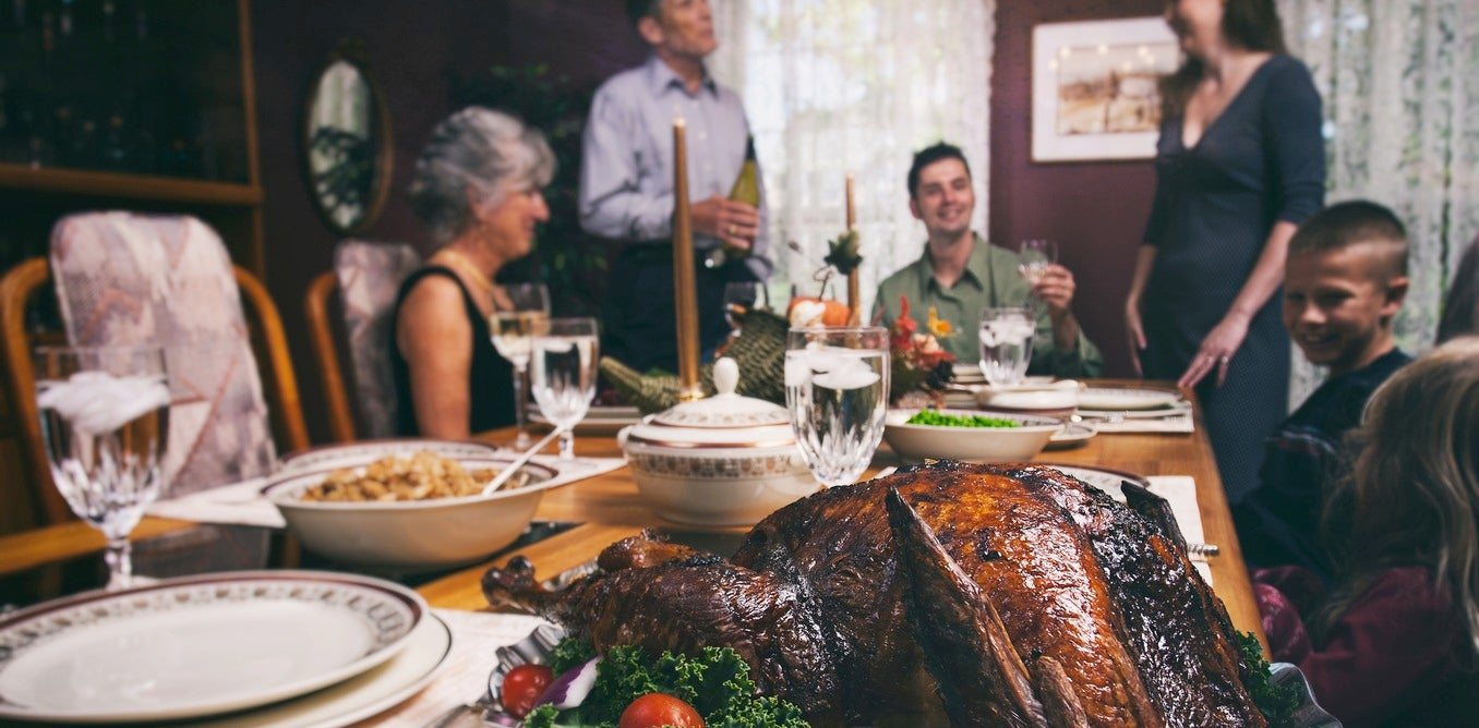 The Psychological Benefits of Your Thanksgiving Rituals